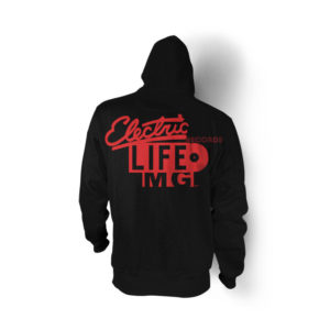 Electric Life Records MG - clothing